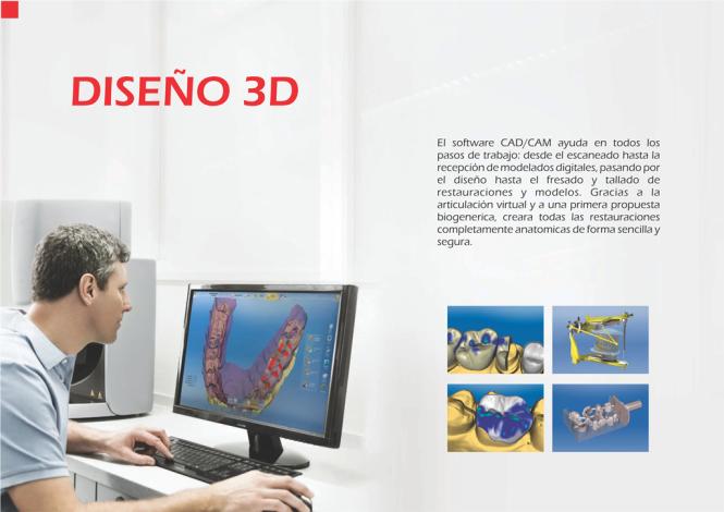 04 Tecnologia CadCam - Diseño 3D - Sonrisas White